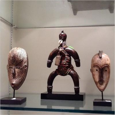 African Masks and Sculpture