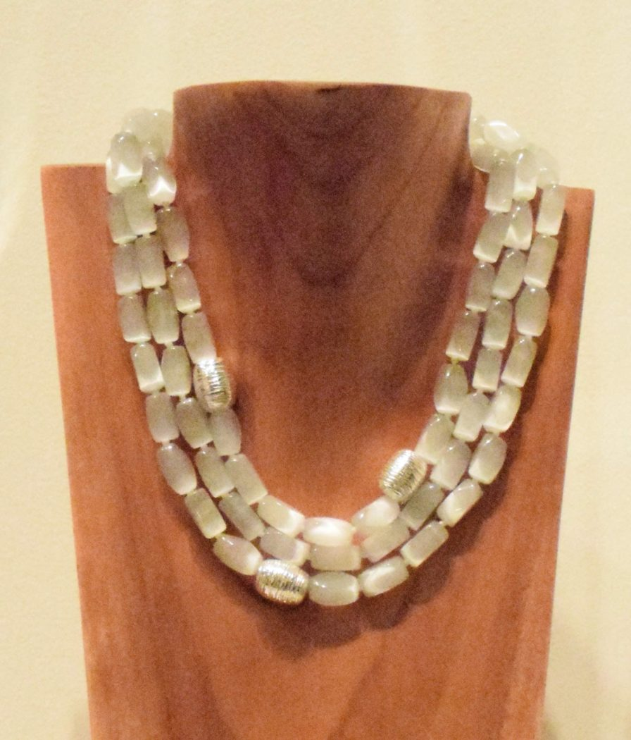"""Four Strand Fresh Water Pearl"""